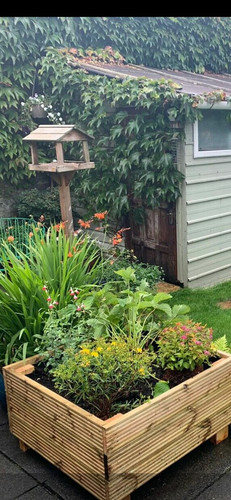 Decking,Sheds, Fences , and material for Patios, Paths & Driveways,Garden Maintenance  full landscapes.