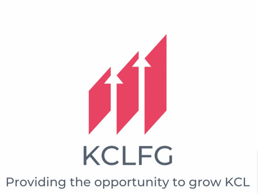 The KCL Financing Group - A student-run group revolutionising university life.