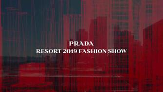 Алый закат в Prada Resort 2019