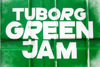 Фестиваль Tuborg Green Jam буквально прозвучал на этих выходных в Москве!