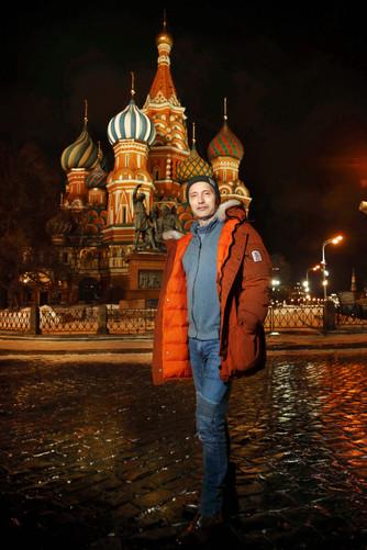 Мадс Миккельсен приехал в Москву