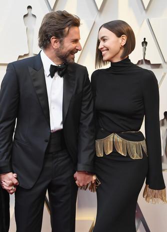 """Брэдли Купер и Ирина Шейк – самая красивая пара """"Оскара"""" 2019"""