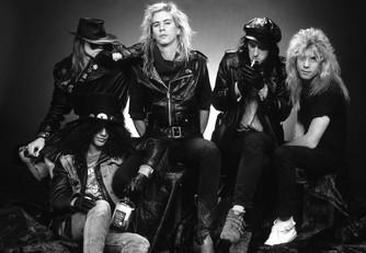 Guns N' Roses. Отрывок из новой книги Мика Уола.