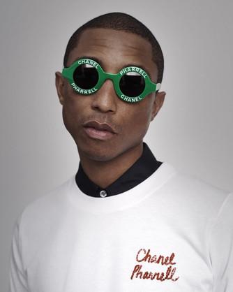 Фаррелл Уильямс теперь дружит с Chanel?