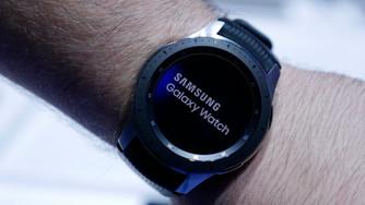 Galaxy Watch. Новинка или пыль в глаза?