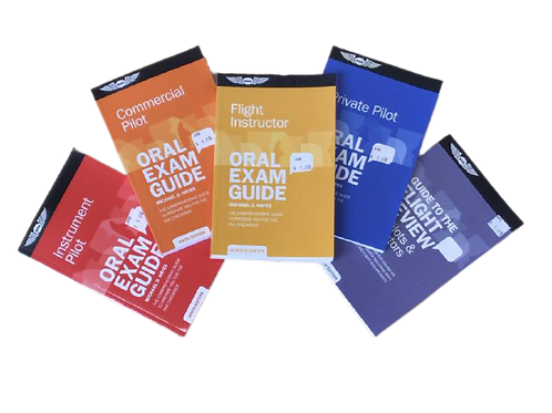 ASA Oral Exam Guides