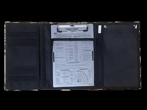 Tri-Fold VFR Kneeboard