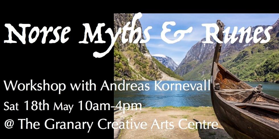 Norse Myths & Runes workshop