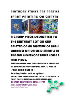 Creative Hub Poster