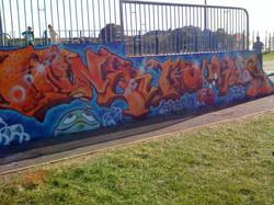 Highcliffe Skate Park, Winchester.
