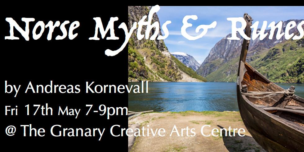 Norse Myths & Runes Storytelling Talk