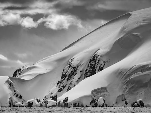 Shoreline, Melchior Islands, Antarctica