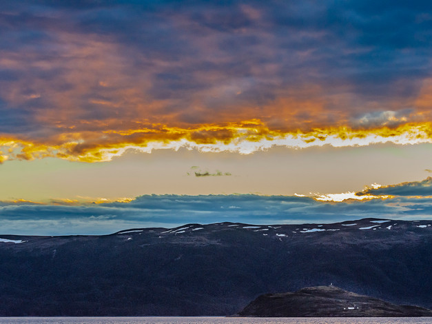 Beagle Channel Light, Tierra del Fuego, Argentina