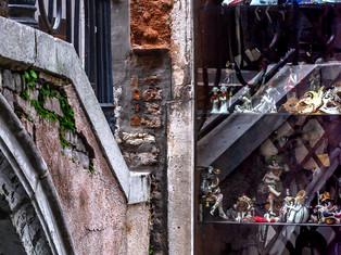 Mask Shop Window, Venice, Italy