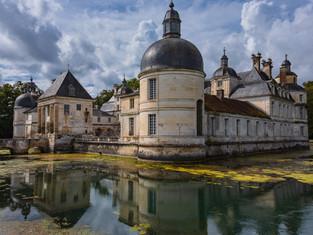 Chateau Tanlay, Burgundy, France