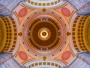 Rotunda of the State Capitol, Olympia, Washington