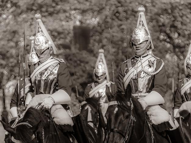 Life Guards on Parade, London, United Kingdom