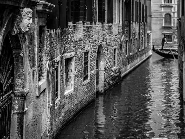 Under the Watchful Eye, Venice, Italy