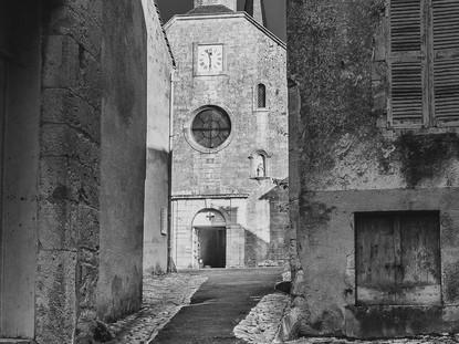 Eglise Saint-Genest, Flavigny-sur-Ozerain, Burgundy, France