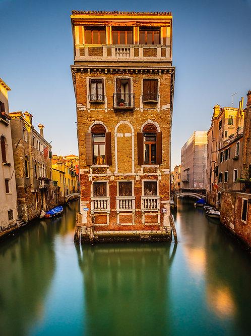 Palazzo Tetta, Venice, Italy