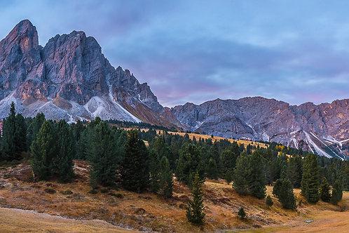 Sass de Putia, Dolomites, Italy