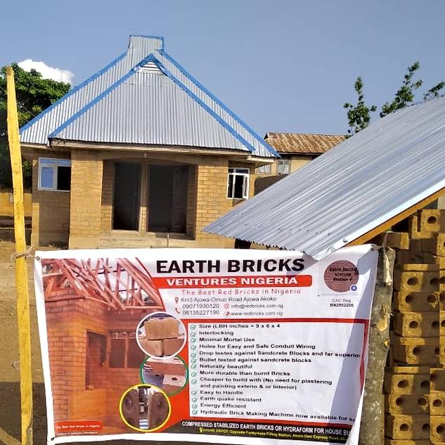 Earth Bricks Venture office