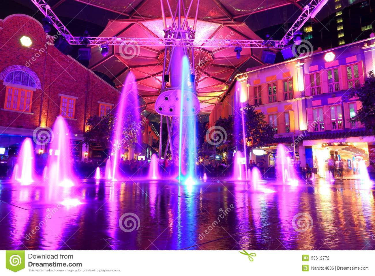 beautiful-lighting-clarke-quay-night-lif