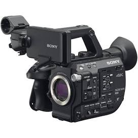 Sony FS5 RAW upgrade