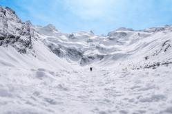 Trekk in the Roseg Valley