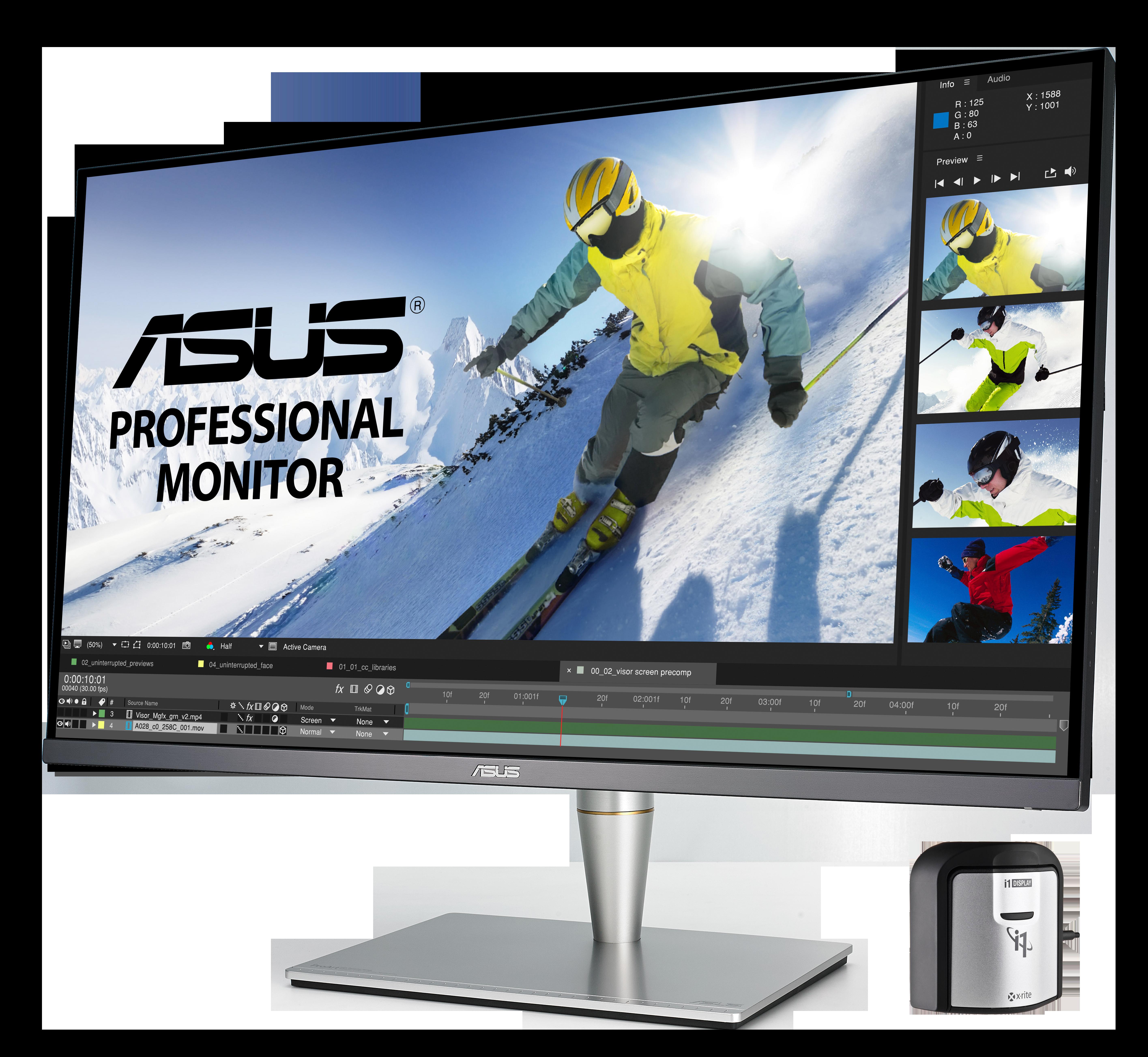 PA32UC-K_R Monitor