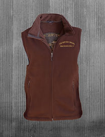 The Historic Brown Vest - front