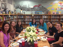 Holiday Soup & Salad for Teachers
