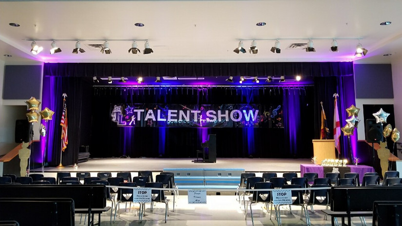 TLE Stage Set-Up