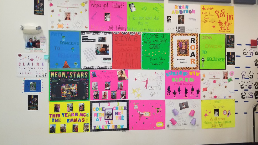 Performers' Posters