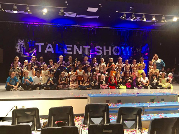 All of the TALENTED Performers