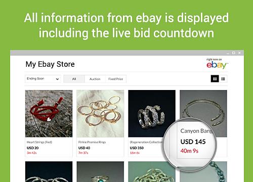 Ebay Ecommerce überblick Wix App Markt Wixcom