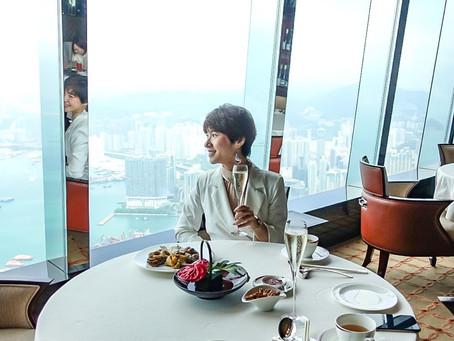 Ritz-Carlton | 天龍軒 | 室內設計 | 香港唯一米芝蓮五組紅叉匙星級粵菜 | Michelin starred restaurant series EP7 Part 2/3