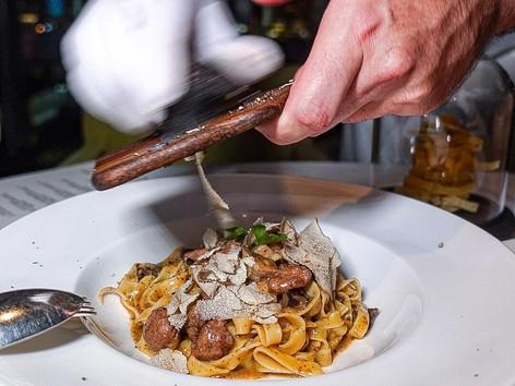由Cucina意藉總廚Andrea Dellzanno 做導遊 午餐「味」遊意大利 Tour around Italy   Marco Polo Hong Kong Hotel Cucina