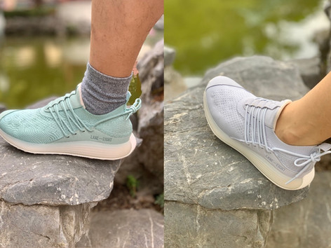 LANE EIGHT不怕艱難 堅持信念 富香港人精神的可持續運動鞋   2021新系列   Sustainable lifestyle  LANE EIGHT Sustainable lifestyl