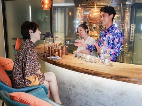 Two Moons Distillery | 全100%香港製造的頂級乾氈酒 |「匠心成就點滴佳釀」