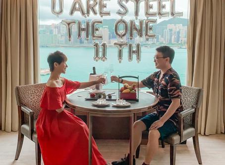 海景嘉福洲際酒店 | 洲際浪漫時刻 | Intercontinental Grand Stanford HK Romantic Escape special e-shop promotion