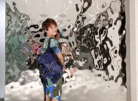 TUMI Devoe Sterling 背囊  2020 TUMI春夏女裝系列  逆境下的工作伙伴