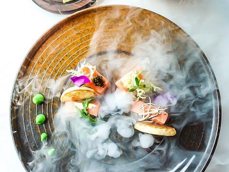 福布斯星級餐廳馬哥孛羅香港酒店Cucina 意藉總廚Andrea星級套餐   Forbes starred restaurant Cucina, Marco Polo Hong Kong