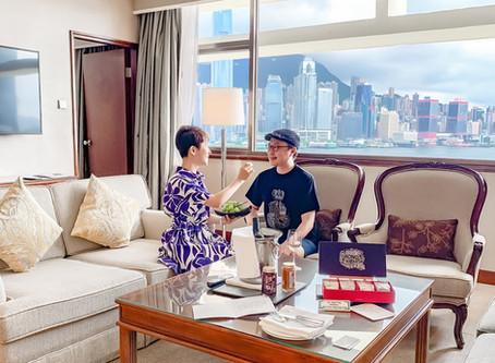 港幣1588 入住馬哥孛羅香港酒店豪華海景套房 |「逍遙電影夢」住宿禮遇送電影戲票及會籍