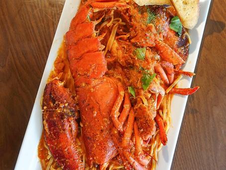 Red Lobster 香港店 | 原隻北美活龍蝦 | 銅鑼灣優惠午餐