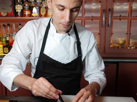 Arbor   Chef Eric Räty 專訪   會成長的鮮味   Michelin starred restaurant series EP8 (Part 1/3)
