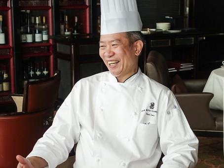 Ritz-Carlton | 天龍軒 | 主廚劉秉雷 | 全力以赴非盡力而為 |  Michelin starred restaurant series EP7  Part 1/3