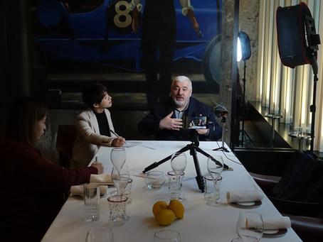 Umberto Bombana的人生哲學 - Octavium - Michelin starred restaurant series EP4 - Part 1/3
