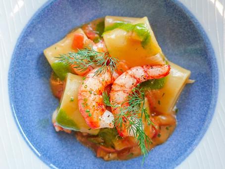 米芝蓮星級餐廳系列TOSCA DI ANGELO (Part 2/3) | Ritz-Carlton Tosca spring lunch menu | 麗思卡爾頓酒店Tosca春季午餐
