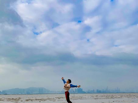 Natural Glamping | 白泥部落 | 豪華露營| 天空之鏡 | 香港最美日落 | 寵物旅遊